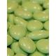 Perle verte sur boite