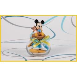 Mickey sur pot