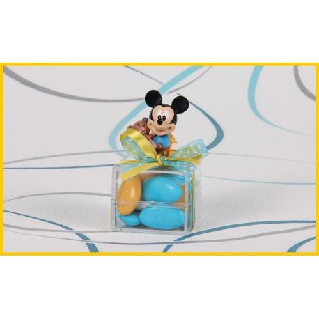 Mickey sur Boîte carrée