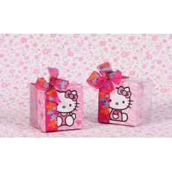 Boîte carrée Hello Kitty