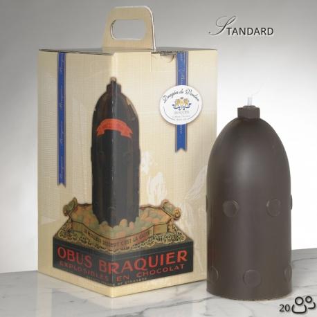 Obus N°1 standard - Dragées Braquier, confiseur chocolatier à Verdun