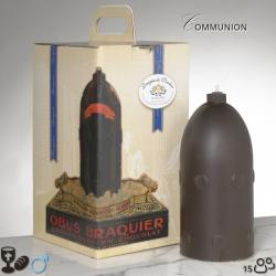 Boy communion Chocolate Bomb Size 2 - Dragées Braquier, confiseur chocolatier à Verdun