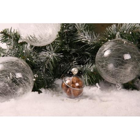 Boule de Noël noire