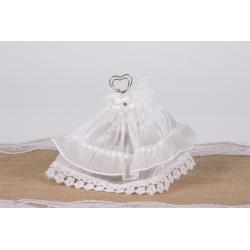 Robe de marié blanche