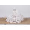 Robe de mariée blanche - Boîtes à dragées - Dragées Braquier
