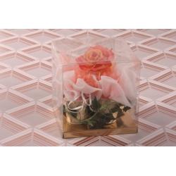 Mes jolies fleurs Saumon - Coffrets et idées cadeaux - Dragées Braquier