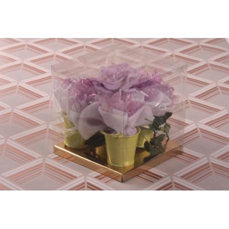 Mes jolies fleurs Lilas - Coffrets et idées cadeaux - Dragées Braquier