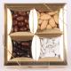 Boîte Or n°31 de 400gr - Dragées Braquier, confiseur chocolatier à Verdun