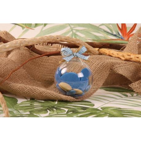 Œuf Dino bleu