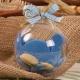 Œuf Dino bleu - Boule de dragées