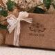 Vendôme cacao dentelle - Boîte à dragées Mariage Nature