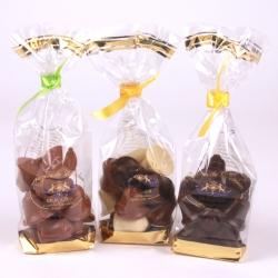 Rocher de Braquier, Boîte de 4 chocolats