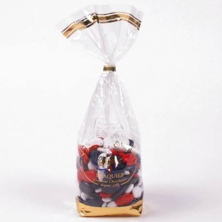 Dragées Princesse BBR, Sachet de 500 g - Dragées Braquier, confiseur chocolatier à Verdun