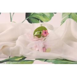 Tong fleurie - Collection Boîtes à dragées Angie Jolie