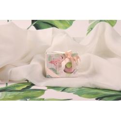 Boîte Léa Flamant rose - Boîtes à dragées - Dragées Braquier