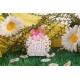 Boîte papillon blanche - Boîte à dragées, Collection Mariage sur l'Herbe