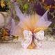 Tulle provençal - Boîtes à dragées - Dragées Braquier