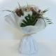 Bouquet N°17 Uni Blanc