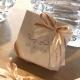 Lot d'étiquettes personnalisées Cuivré - Étiquettes pour boîtes à dragées - Dragées Braquier