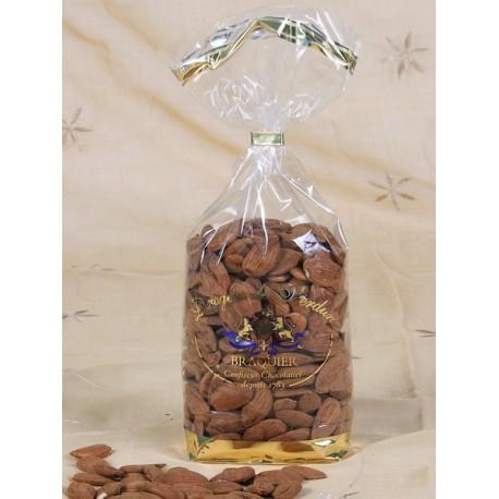 Amande Avola 37/38, Sachet de 500 g - Dragées Braquier, confiseur chocolatier à Verdun