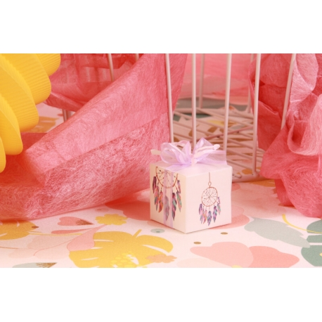 Attrape rêve Candy - Boîte à dragées