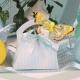Papillon jaune sur Sixties Gemme
