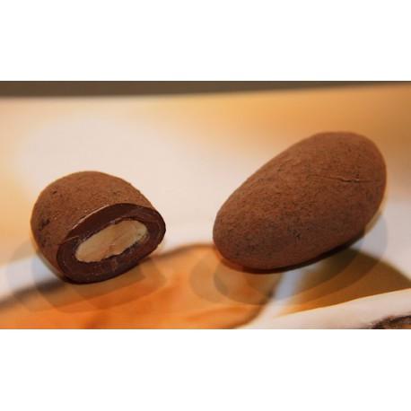 Léontine cacao noir sans sucre, Sachet de 200gr