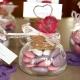 Lot d'étiquettes personnalisées Lilas - Étiquettes pour boîtes à dragées - Dragées Braquier
