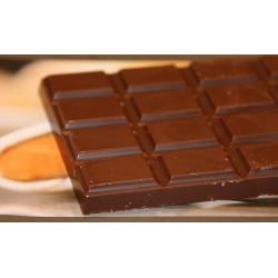 Tablette de chocolat lait de 105gr
