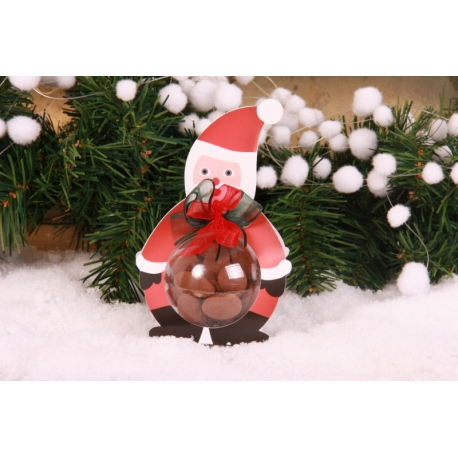 Père Noël - Boîtes à dragées - Dragées Braquier