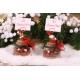 Pot de Noël - Boîtes à dragées - Dragées Braquier