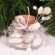 Pot de Noël givré - Décorations gourmandes