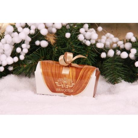 Ballotin de chocolat, 250gr - Coffrets et idées cadeaux - Dragées Braquier