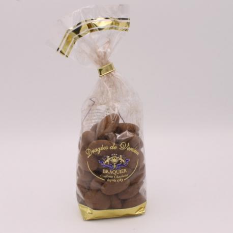 Gâtine de Braquier, Confectioner-bag 200 g - Dragées Braquier, confiseur chocolatier à Verdun