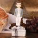 Communiant sur porcelaine - Boîtes à dragées - Dragées Braquier