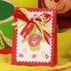 Pochette Coccinelle - Boîtes à dragées - Dragées Braquier