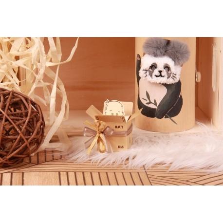 Colis bébé - Boîtes à dragées - Dragées Braquier