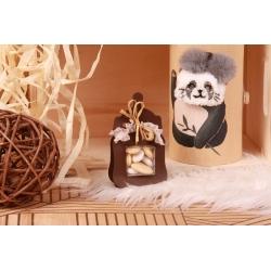 Biberon chocolat