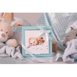 Boîte Nina GM bébé rétro - Boîte à dragées Baptême