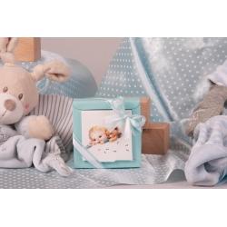 Boîte Nina PM bébé rétro - Boîte à dragées Baptême