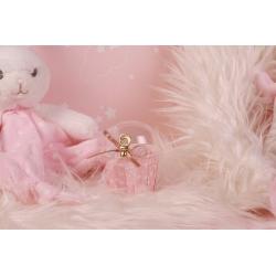 Cupcake rose - Boîtes à dragées - Dragées Braquier