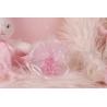 Ourson rose sur tulle - Boîtes à dragées - Dragées Braquier