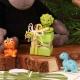 Din'amis sur mini duo vert - Boîtes à dragées - Dragées Braquier