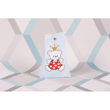Bébé ours sur arbre - Boîtes à dragées - Dragées Braquier