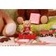 Ourson brun sur boîte Nina - Boîtes à dragées - Dragées Braquier