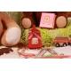 Biberon rouge - Boîtes à dragées - Dragées Braquier
