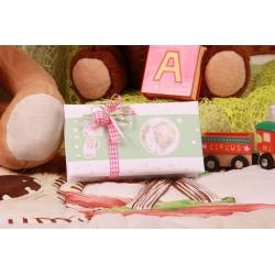 Boîte douceur bébé - Boîtes à dragées - Dragées Braquier