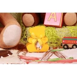 Ourson jaune - Boîtes à dragées - Dragées Braquier