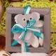 Koala sur Nina grise - Boîtes à dragées - Dragées Braquier