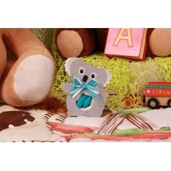 Ballotin Koala - Boîtes à dragées - Dragées Braquier